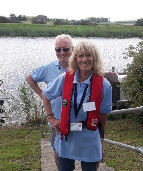 Cambridgeshire ACRE volunteers