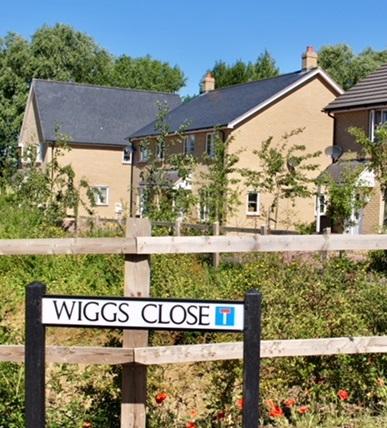 Cambridgeshire ACRE housing